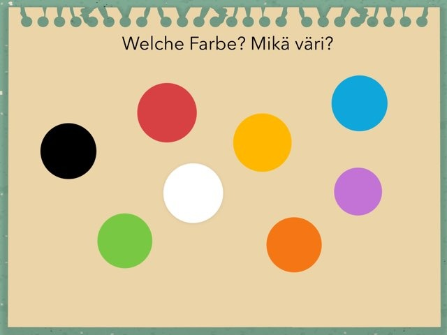 Farben by Heidi Hertell