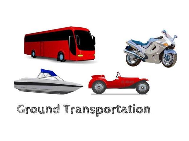 Transportation Game by Mimi Fleischman