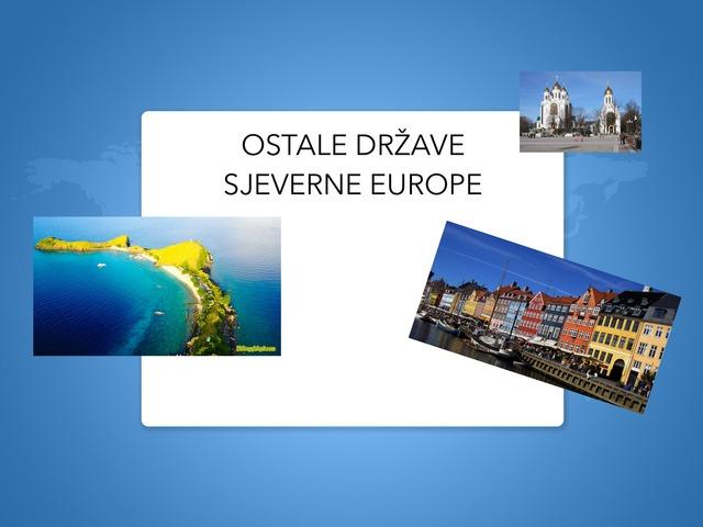 Ostale države sjeverne Europe by Sanja Koroman Lavižati
