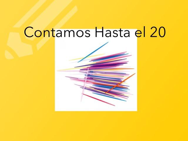 Contamos Hasta El 20 Con Palillos by Mayte Jerez