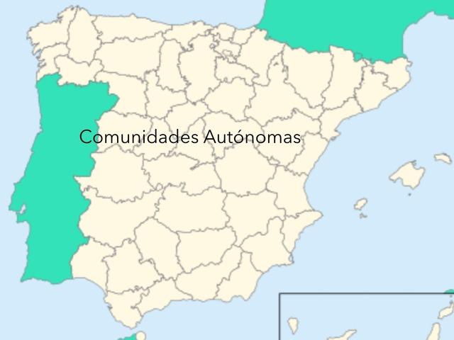 Comunidades Autónomas by Maria Ruiz Calero