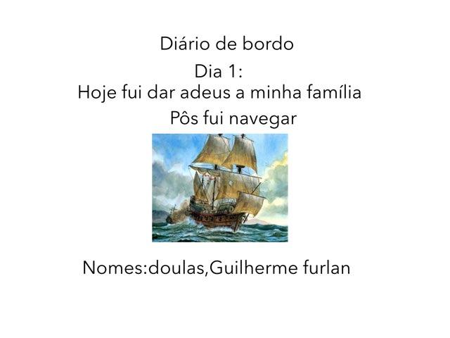 Diário De Bordoo  by Rede Caminho do Saber