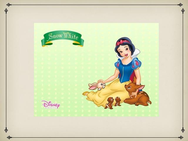 Snow White  by Idah Rahman