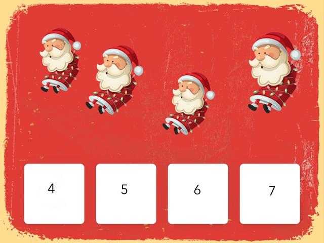 Tellen Thema Kerst Tot 15 by Angela Moerland
