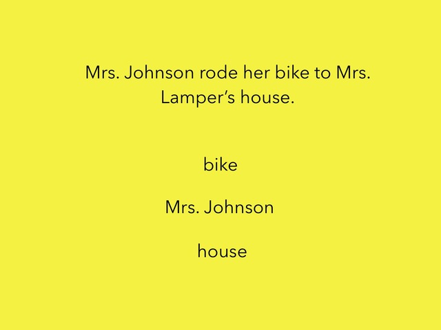 Grammar 1 by Jacqueline Johnson