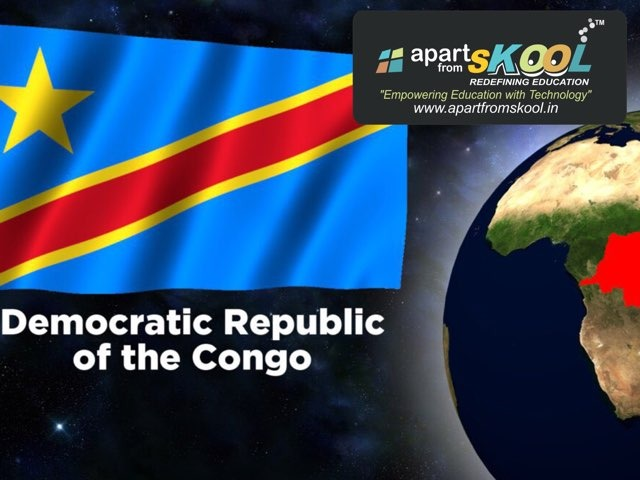 The Democratic Government Of Congo  by TinyTap creator