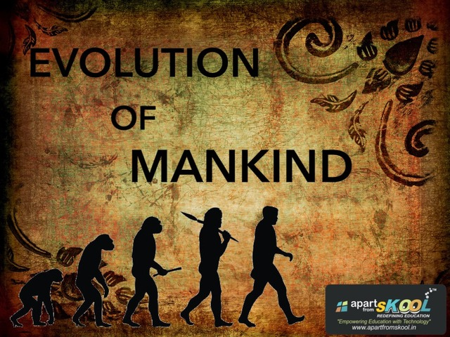 Evolution Of Mankind  by TinyTap creator