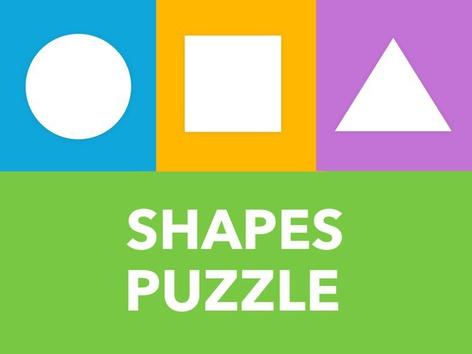 Shapes Puzzle (EN UK) by Puzzle Land