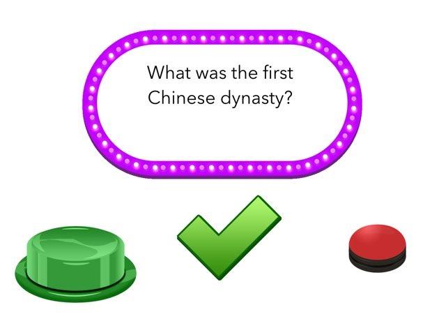 Chinese Dynasties by Arika Easley Houser
