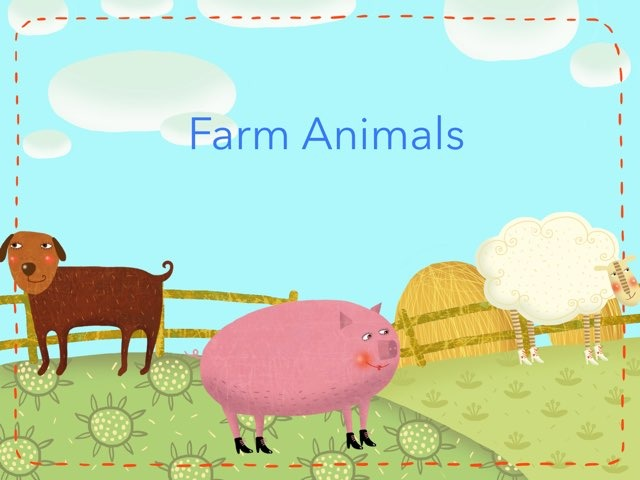 Farm Animals by Stephanie Armstrong