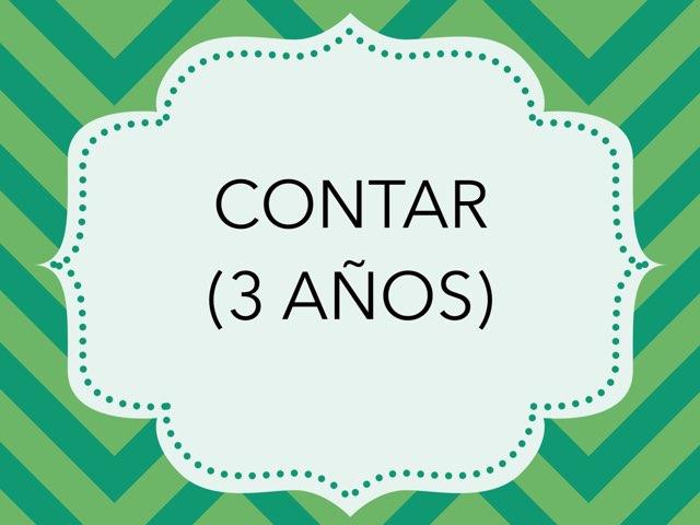 Contar by Mayte Jerez