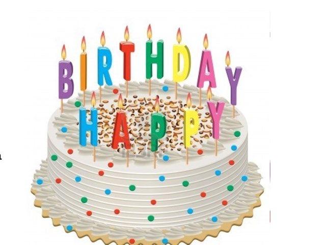 Birthday by Sarah Yom Tov