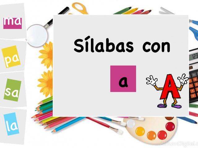 TECC Sílabas con A by Sara Burgueño Peña