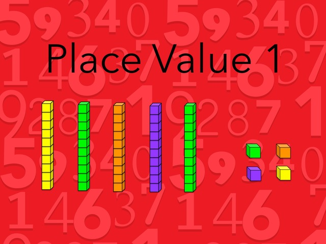 Place Value 1 by Sonia Landers
