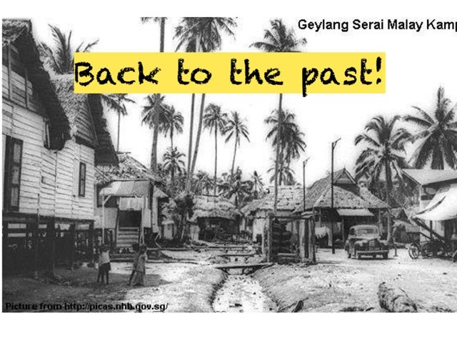 Back To The Past by Nur Fazsreena Mohd Faddli