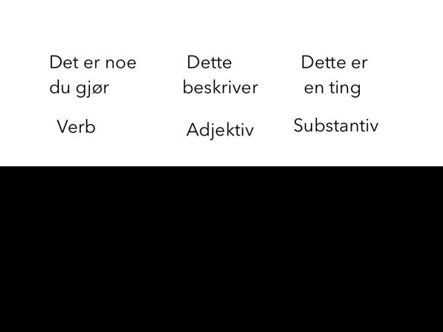 Grammatikk - Puzzel by Maren Grøtan