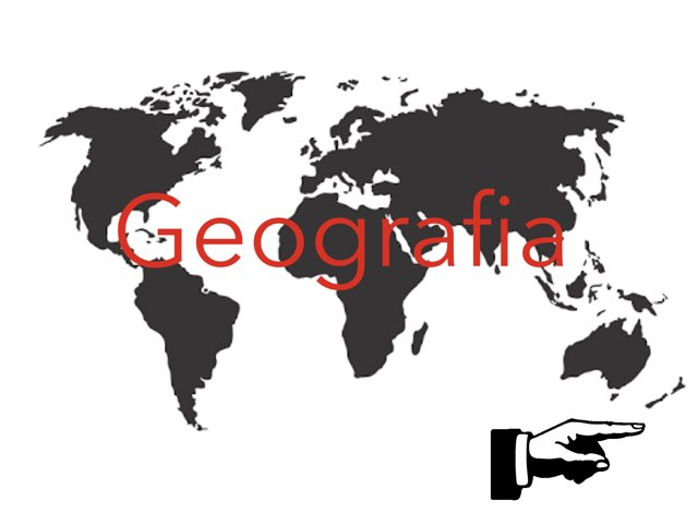 Geografia by Sergio Barbosa