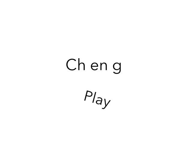 Ch En G by jayden Kelly