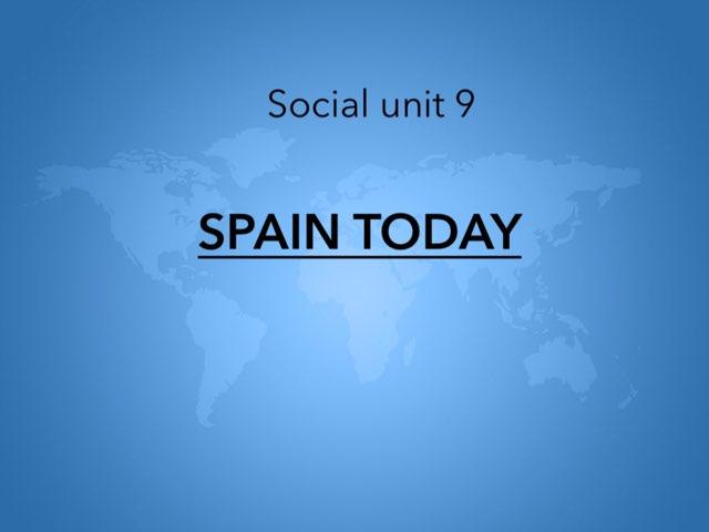 Sociales  by Angela Basaldua