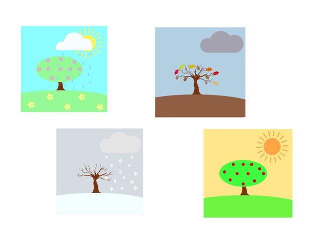 Seasons  by Teeny Tiny TEFL