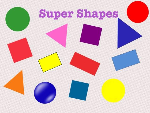 Super Shapes by Lisa Fryer