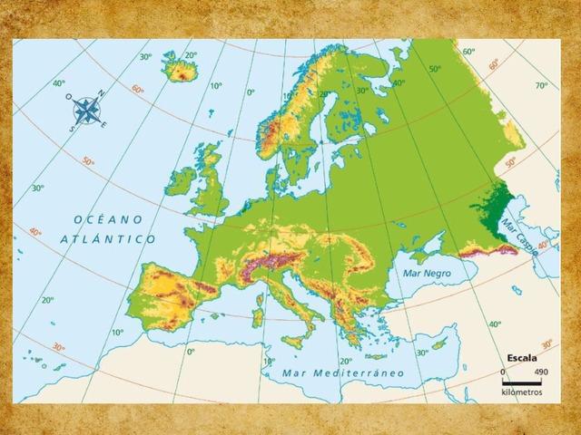 Montañas de Europa by Oscar Villegas Gallego