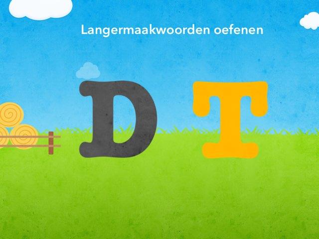 Langermaakwoorden by Sandra van Elburg
