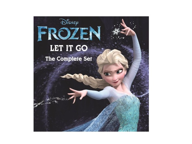 Let It Go Video by TinyTap creator