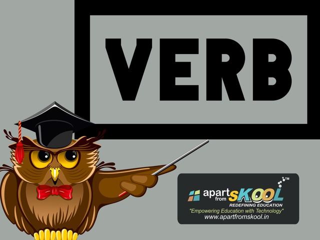 Verb For Kids  by TinyTap creator