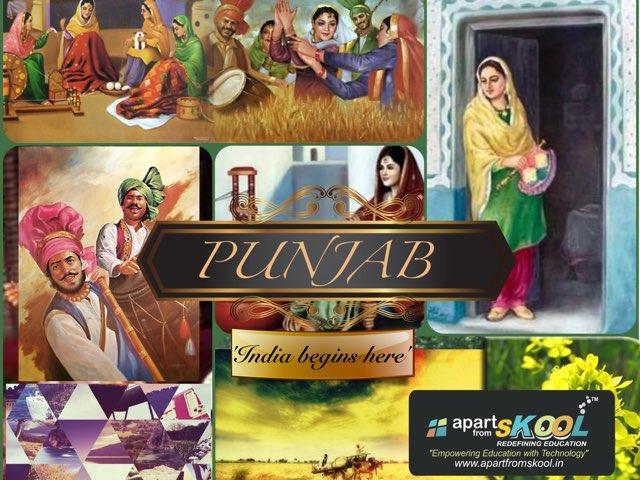 Punjab by TinyTap creator
