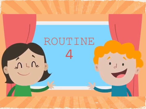 Routine 4 by Thais Baumgartner