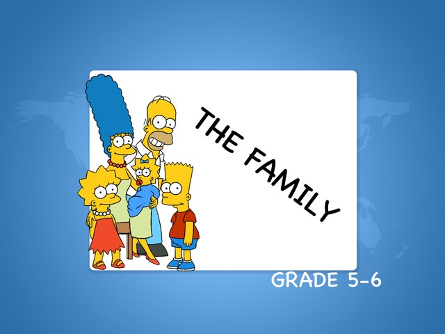 The Simpson Family by Laurence Micheletti