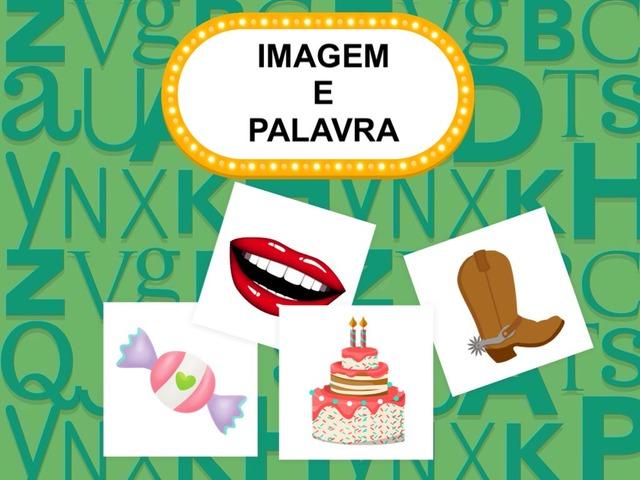 JOGO IMAGEM E PALAVRA by Tobrincando Ufrj