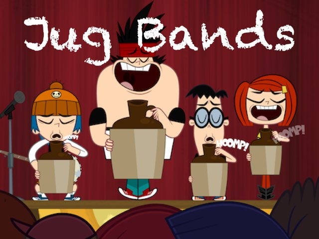 Jug Bands by A. DePasquale