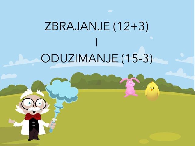 Zbr I Odu 12+3, 15-3 by natasa delac