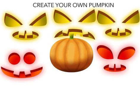 Create Your Own Pumpkin by Ammar