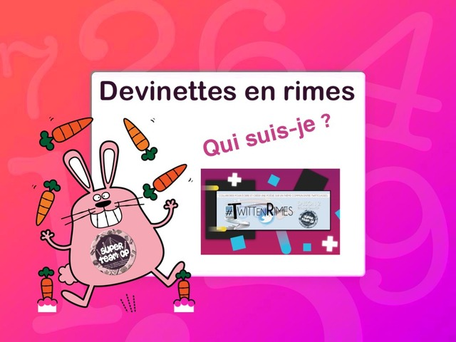 Devinettes En Rimes by Léti Vti