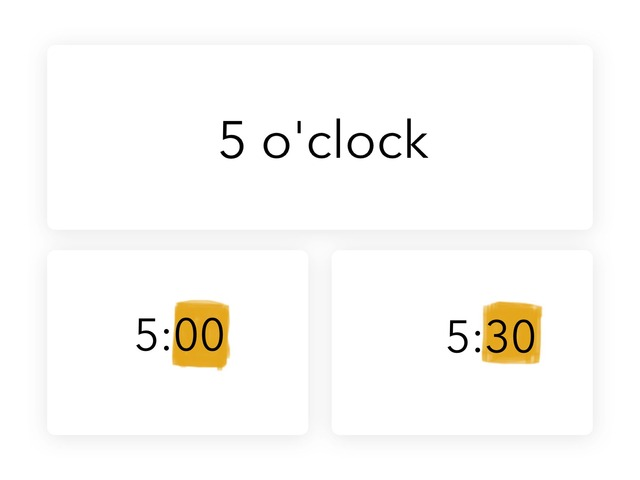 What's The Time (Digital Clock)? by Josephine Leung