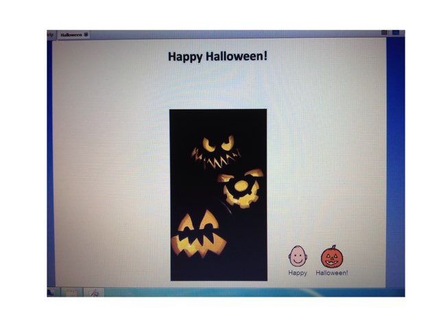 Halloween by Sarah Severance