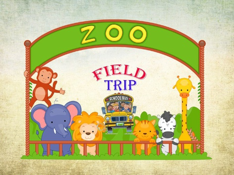 Field Trip To The Zoo by Teresa Grimes