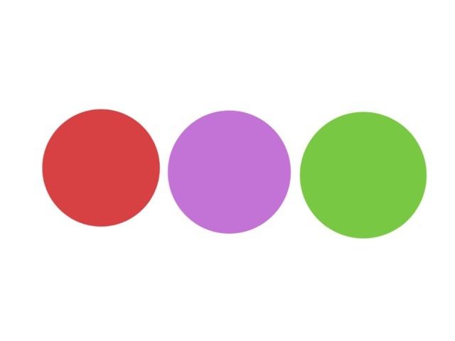 Find The Colored Circles by Erin Seal
