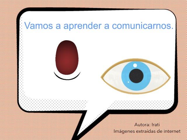 Vamos a aprender a comunicarnos by Irati Iriarte