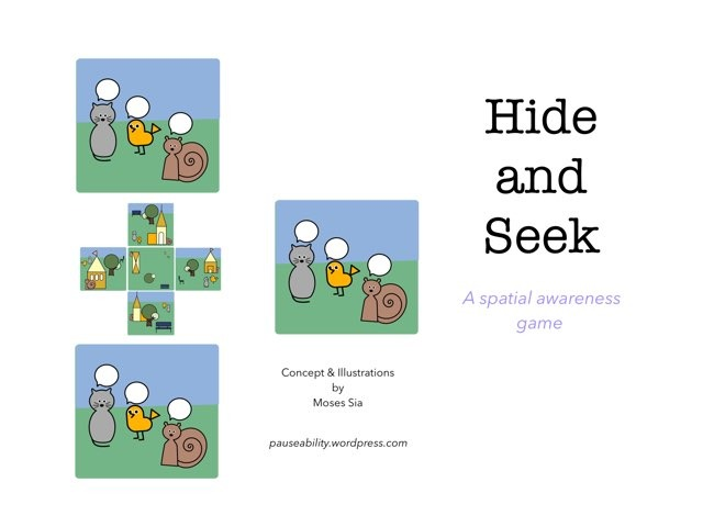 Hide And Seek by Moses Sia