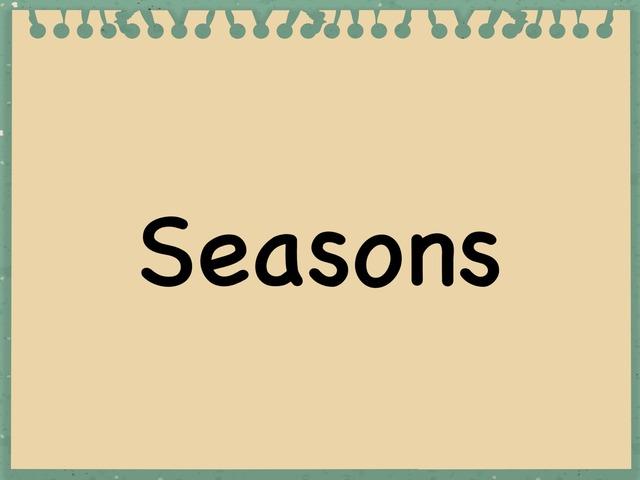Seasons by Jho Pedrabuena