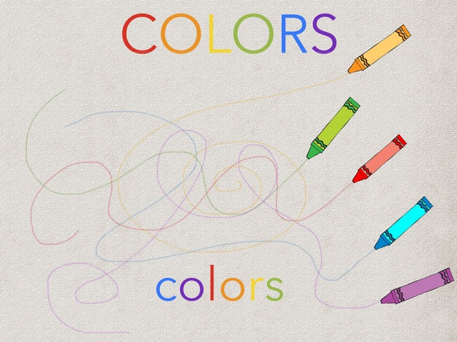 Colors ESL by Curtis Caldwell