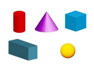 3D Shapes by Heather Folkman