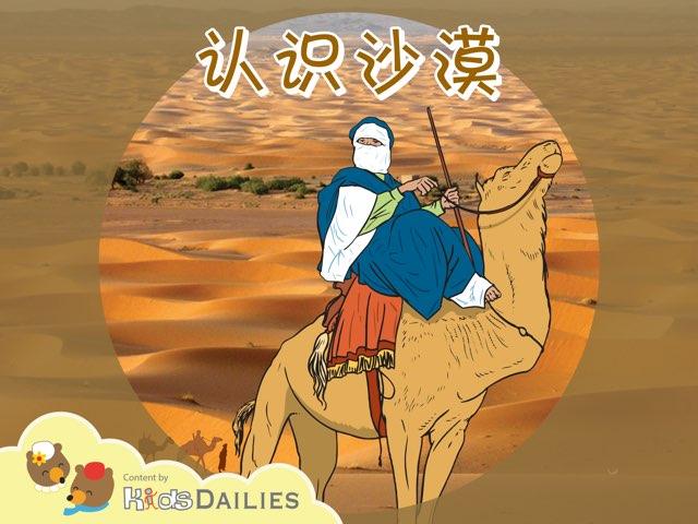 关于沙漠的小常识 by Kids Dailies