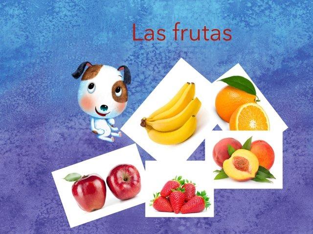 Frutas Y Verduras by Beg Beg