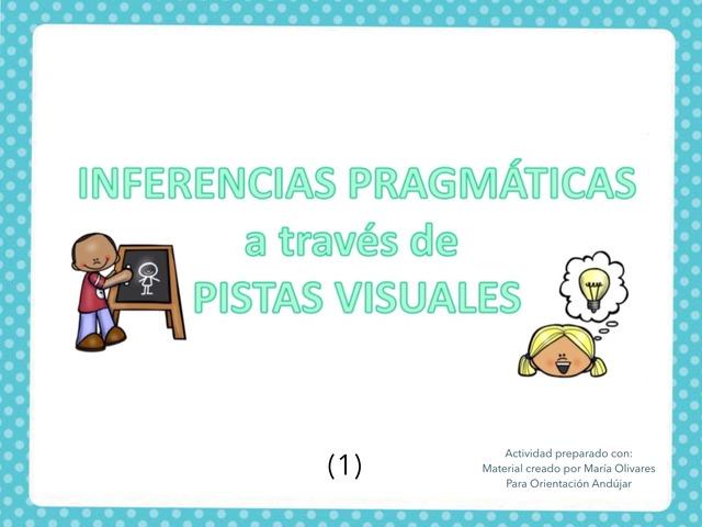 Inferencias Pragmáticas (1) by Zoila Masaveu