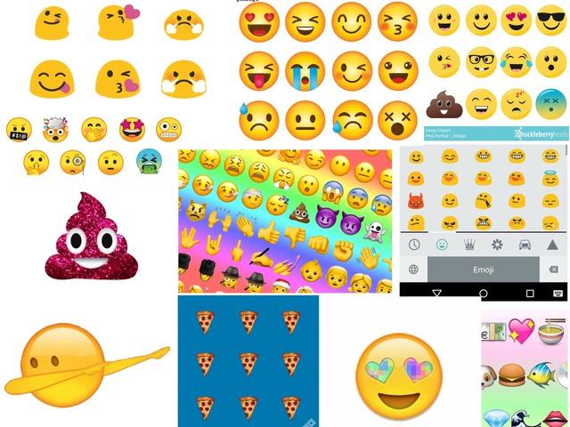Emojis by A. J.